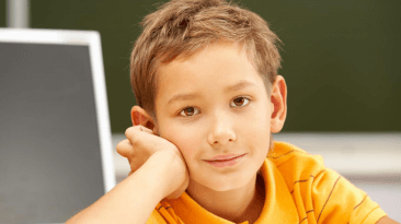 Child with Healthy Coping Skills