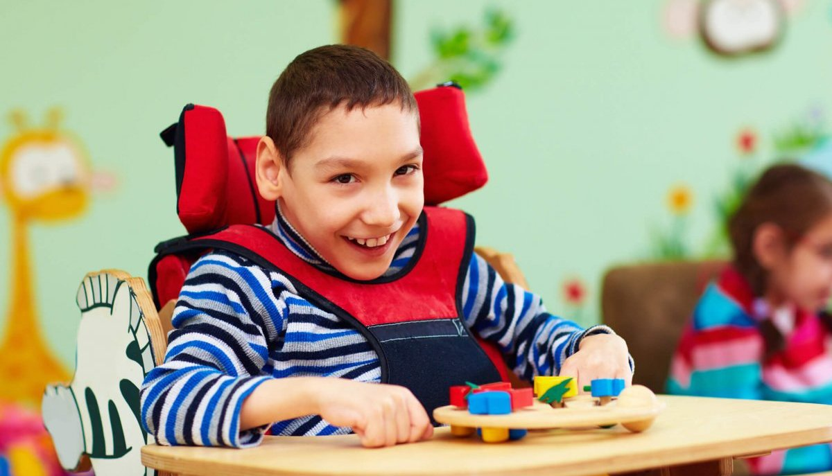 Students with Low Incidence Disabilities